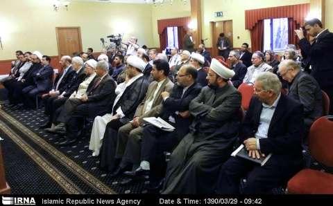 گزارشی از پنجمين کنفرانس بين المللی وحدت اسلامی درلندن