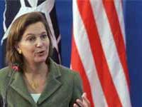 سخنگوی وزارت خارجه امریکا : تدویر کنفرانس جهانی مبارزه با تروریزم از سوی ایران یک کمیدی است !