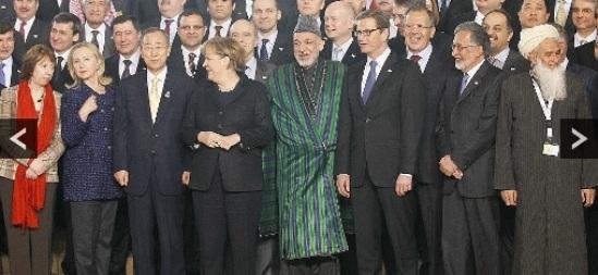 آرتش آلمان میتواند برای همیشه در افغانستان بماند !کرزی