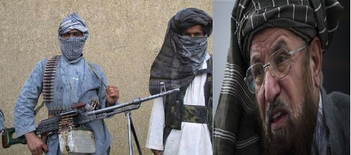 Samiulhaq and Afghan Taliban 21