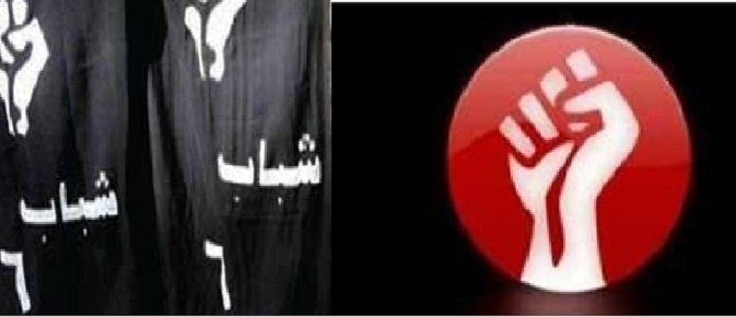 جنبش ششم آپریل مصر یکی از حامیان کودتا با معترضین علیه کودتا  پیوست
