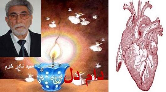 کجاچشمان آهو نسبتی دارد به چشمانت!سروده ای از محمد نادر خرم