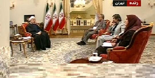 حسن روحانی:دولت احمدی نژادازیکسو تحریم ها راکاغذ پاره می نامیدند وا ز سوی دیگر از بی تد بیری با خارج وابسته میشدیم  !