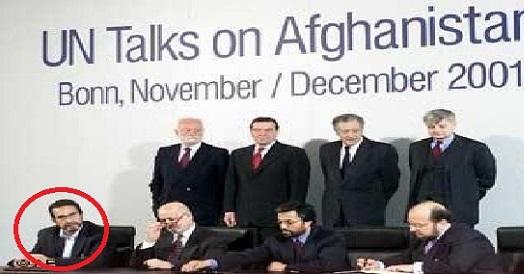 آقای جریر ! کــنفرانس بن یا لــویه جرگه ؟ ، امـــضای کــدام یـکی وثیقه اســارت افغانستان است ؟