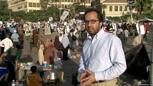 گفتوگوی حسیب عمار با دکتر ابراهیم منیر دبیرکل اخوانالمسلمین مصر