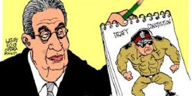 عمرو موسی: کسی شایستهتر از السیسی برای ریاستجمهوری مصر نیست !!