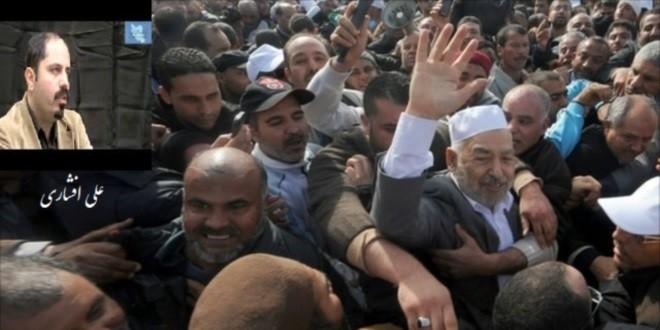 امید به احیای بهار عربی در تـــــونــس!              از  عـــلی افــشاری