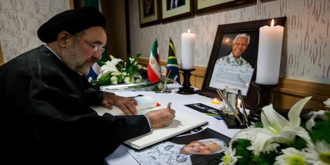 یادبود ازمرگ نلسون ماندیلا قهرمان صلح و آزادی درتاریخ معاصر !