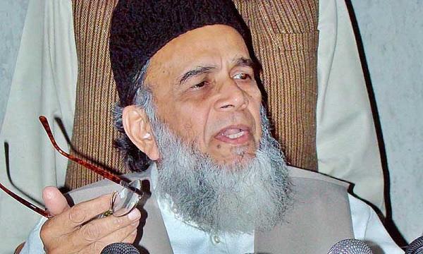 منورحسن:مردانی چون اسامه بن لادن نه میمیرند بلکه برای همیشه دردلهای مردم زنده اند