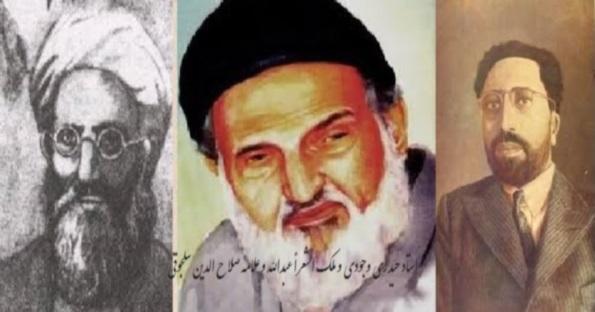 زندگینامه ملک الشعرا، قاری عبدالله (رح)