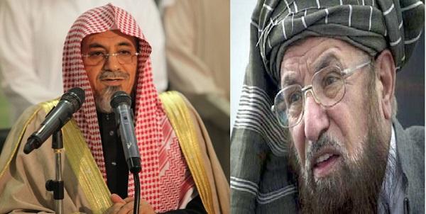شیخ صالح بن حمید امام کعبه مکه معظمه  عربستان عنوانی طالبان پاکستان پیام صا درکرد !