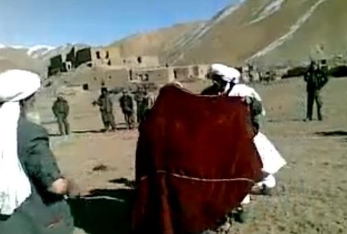 دښځو په وړاندی دظلم یوه کوچنی بیلگه:   داسلام دسپیڅلی دین په نامه د طالبانو د واکمنې غوښتونکو ځواب څه دی ؟