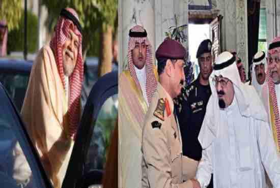 پادشاه عربستان طی حکمی، بندر بن سلطان رئیس سازمان اطلاعات این کشور را برکنار کرد