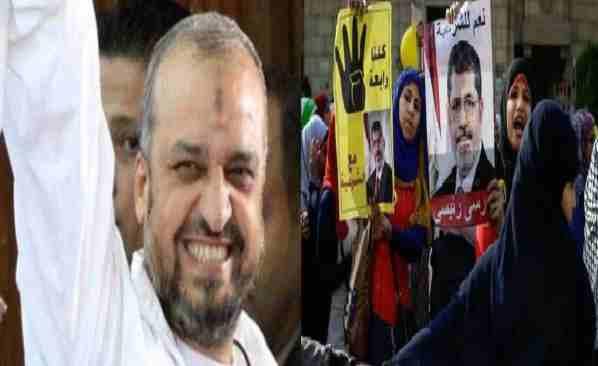 محمد البلتاجی ازرهبران حزب آزادی وعدالت به اتهام توهین دروغین به قضأ ی مصربه یکسال حبس محکوم گردید