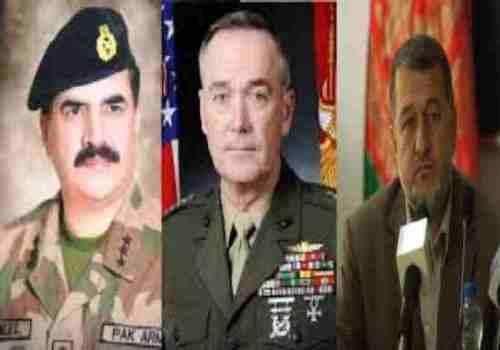 """وزیر دفاع افغانستان کنفرانس سه جانبه میان ناتو -پاکستان و افغانستان را """"حرف های مفت وبی معنی خواند.!!"""""""