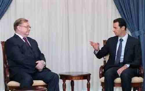 اجباری ساختن زبان روسی در ســوریـه  یا قیمت بقای دیکتاتوری بشار اسد ؟!