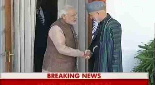 حامد کرزی :حمله بر قنسلگیری هند در هرات کارلشکر طئیبه بوده است !