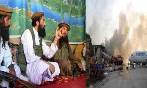 تحریک طالبان پاکستان  مسؤلیت حمله بر میدان هوائی کراچی را بر عهده گرفت