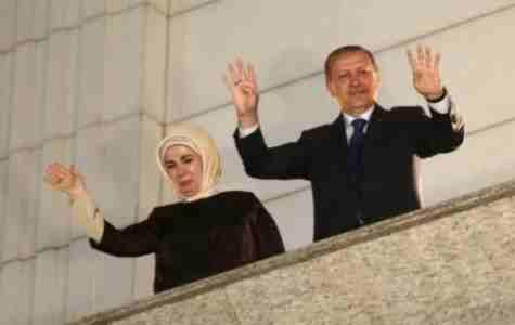 رجب تائب اردوغان رهبرحزب اسلام گرایی عدالت وتوسعه کاندید انتخابات ریاست جمهوری ترکیه  شد