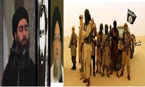 """القاعده مغرب درخطاب به  سرکرده داعش : شما کجا و رهبری طالبان و فرمانده آن ملا عمر کجا؟! شما کجا و """"شیخ ایمن الظواهری""""و رهبران شاخه های القاعده در سایر مناطق کجا؟!"""