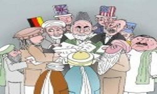 چراکرزی با نظام پارلمانی مخالفت میکند؟توافق برپُست اجرایوی دراداره افغانستان یا موافقت براستراتیژیی کهن ضد فساد اداری قصر سفید  در افغانستان ؟!