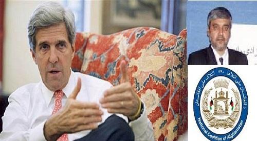 عبدالله برای میانجیگری امریکا مینگرد !