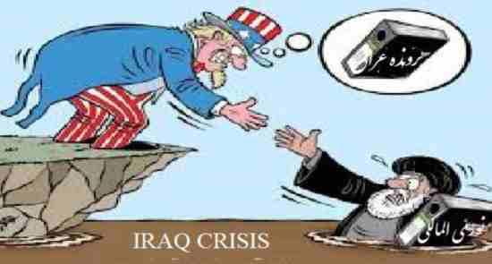 وزارت خارجه ایران خبر مذاکره ایران و امریکا مبنی بر توافق بر برکناریی نوری المالکی را تکذیب کرد .