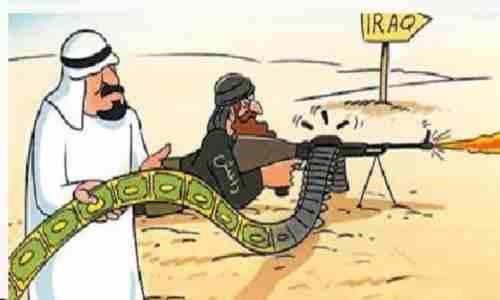 استراتژی دوگانه عربستان درقبال داعش!