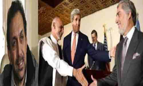 ضیا مسعود توافقات میان دو کاندید را زدوبند ســیاسی پشــت پـرده خـواند !