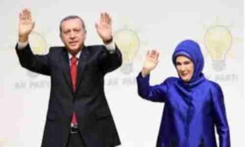 طئیب اردوغان رییس جمهوری ترکیه شد