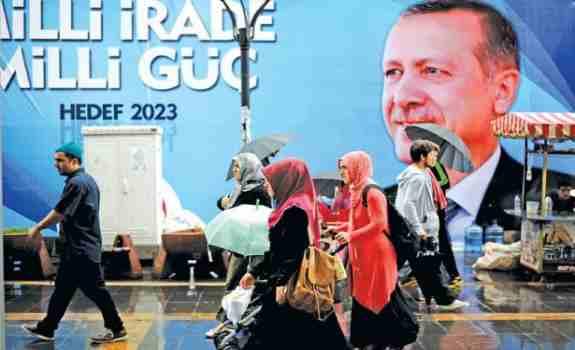 انتخاب رئیس جمهوری ترکیه بارأی مستقیم مردم وو داع کامل با سکولاریزم !