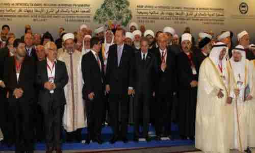 سخنرانی نخستوزیر ترکیه در جمع دانشمندان اسلامی در استانبول اردوغان: مسلمانان به هوش باشند،بوی فتنه میآید.