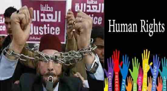 سازمان دیده بان حقوق بشر : جنرال السیسی رهبر کودتا گران مصر قاتل ومتهم به جنایت علیه بشریت است