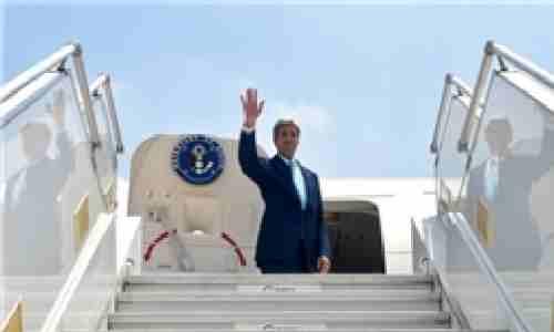 جان کری امروز به کابل سفر میکند