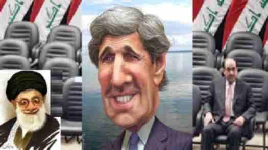 پشت پرده  ای از معامله جمهوری اسلامی ایران  با ایالات متحده آمریکا و تحولات عراق !