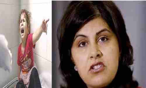 جنایات اسرائیل درغزه و استعفای یک زن مسلمان از عضویت در کابینه انگلیس !