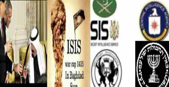 مقابله استخبارات جهانی در خاورمیانه ؟ !