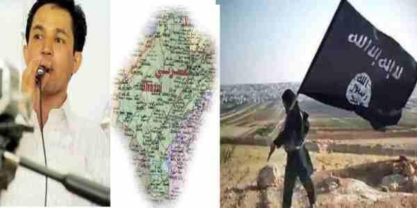 داعش افغانی درولایت غزنی متولد شد!