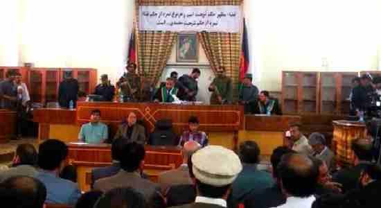 یک محکمه درکابل تحت فشار سنگین افکار عامه و مقامات بلند رتبه دولتی مجرمان حادثه پغمان را به اعدام و زندان محکوم کردند