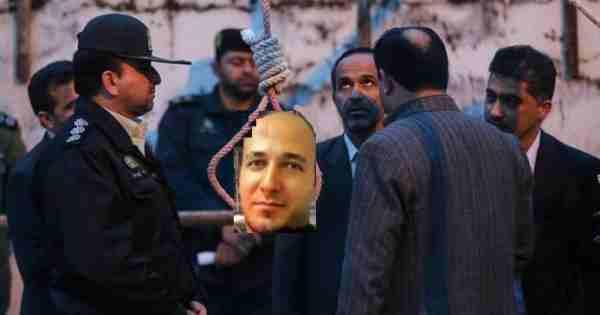 محسن امیراصلانی یکتن ازدگراندیشان ایران به جرم مخالفت با اندیشه حاکمان اعدام شد .