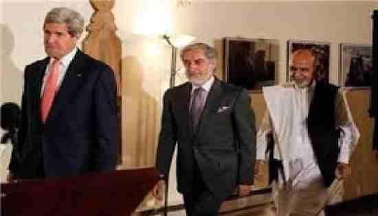 جـان کِـری بـرای واشــنگــتن پُــــست :  پیروزی دولتمردی و سازش درافغانستان !