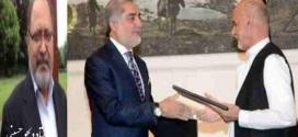مراسم تحلیف رئیس جمهوری و رئیس اجرایی حکومت و اظهارات آن ها در این مراسم نشان داد که تحول ذهنی عظیمی درافغانستان ایجاد شده است .