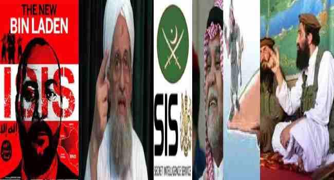 اعلام بیعت طالبان پاکستانی باداعش یا تکمیل پروژه حمایت استخبارات پاکستانISIازتروریزم !