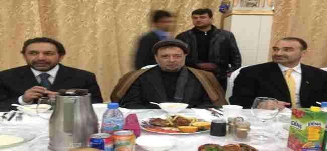 Mohaqeqq , Ahmad zia and Noor in Mazar Meeting02