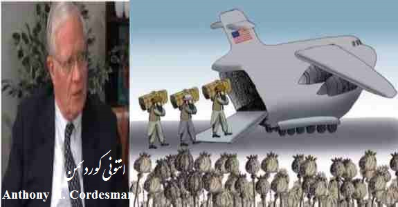 آنتونی کوردسمـن: آمریکا و متحــدانــش    در افـــغانستان بـــی بــرنــامــه انـــد