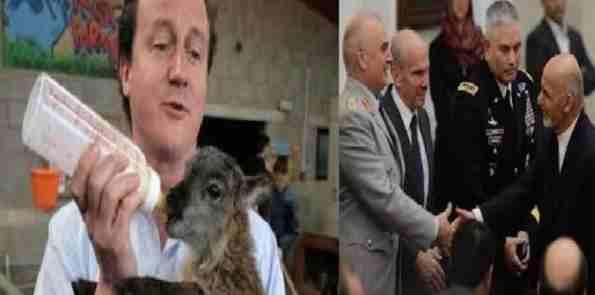 حضور زود هنگام انگلستان در افغانستان!