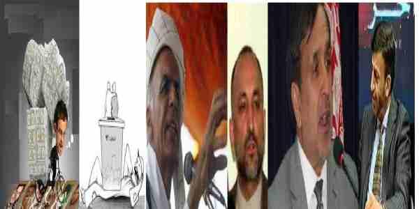 حشمت غنی :برادرم غنی احمدزی رئیس جمهور فساد را بافساد ازمیان میبرد !!