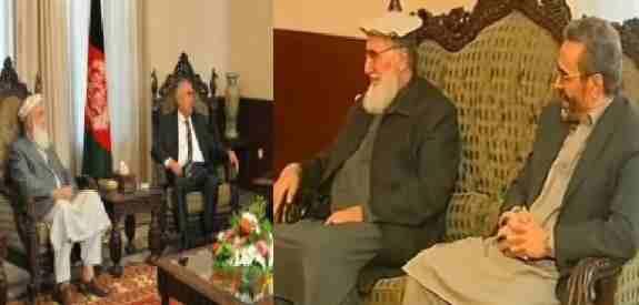 قاضی امین  وقاد -وحید الله سباؤن و همایون جریر غرض رساندن چه پیامی  خواستار ملاقات با الحاج جنرال عبدالرشید دوستم  معاون رئیس جمهور افغانستان شده بودند  و در آن ملاقات چه گذشت ؟