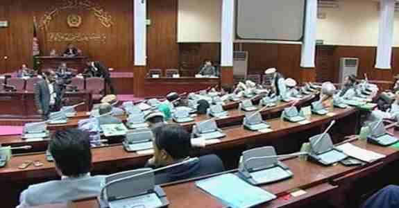 موافقتنامه امنیتی که بصورت سمبولیک به ولسی جرگه افغانستان فرستاده شده بود با اکثریت مطلق آرأ ی ؤکلأ ی ولسی جرگه به تصویب رسید .