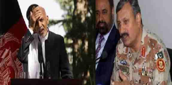 رئیس ISI پاکستان وارد کابل شد